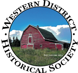 Western District Historical Society Logo